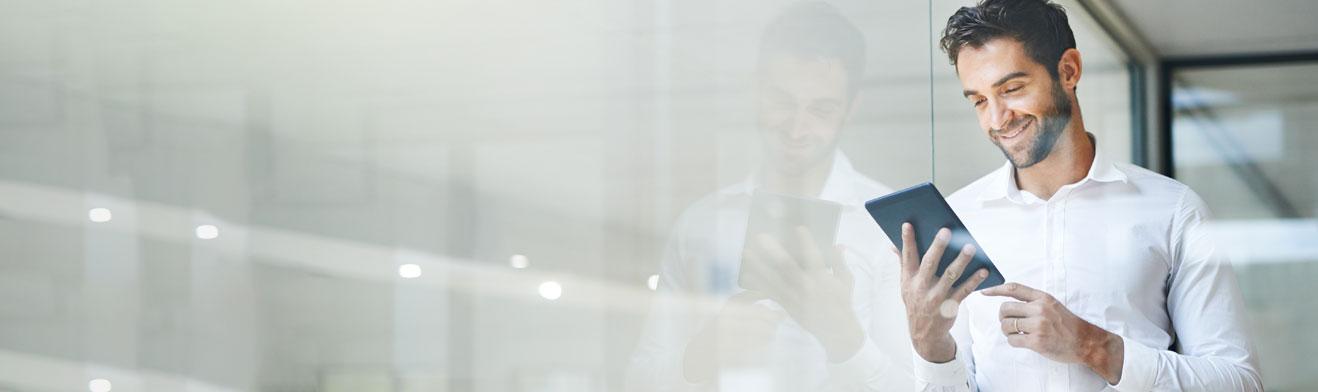 Analizar situación de negocio con ERP